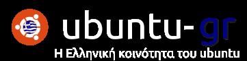 Ubuntu-gr logo